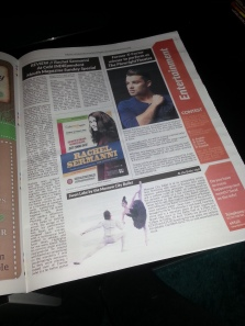 Our pages In The Scunthorpe Gazette