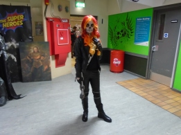 Female Ghost Rider Young Cosplay Winner