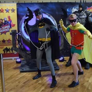 1960's Batman & Robin